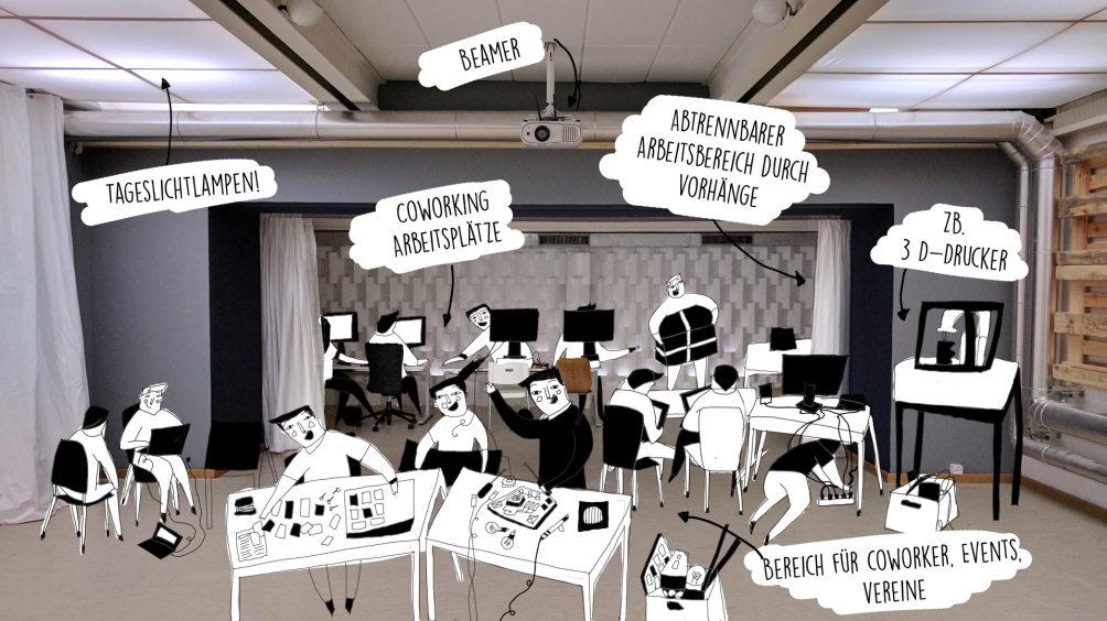 Effinger UG Einrichtung